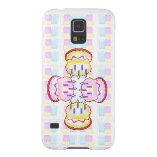 CAKE MANIA :  KIDS would like PLAY with CAKES Galaxy S5 Covers