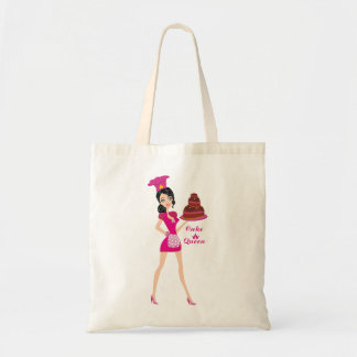 Cake Queen Tote Bag