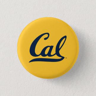 Cal Logo 3 Cm Round Badge