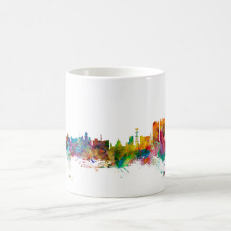 Calcutta (Kolkata) India Skyline Coffee Mug