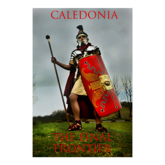 caledonia the final frontier poster