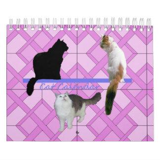 Calendar - Cats