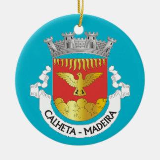 Calheta*, Madeira Christmas Ornament