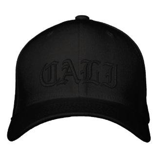 CALI Baseball Cap - Back In Black