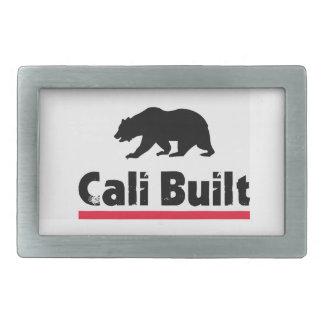 Cali Built registered bear logo buckle Belt Buckle