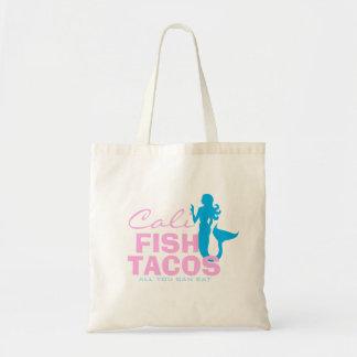 Cali Fish Tacos Tote Bag