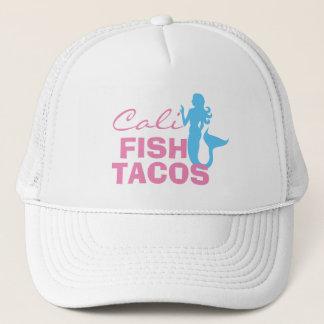 Cali Fish Tacos Trucker Hat