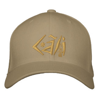 Cali Golden State Embroidered Hat