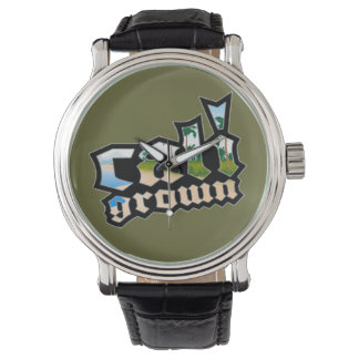 Cali Grown Watch