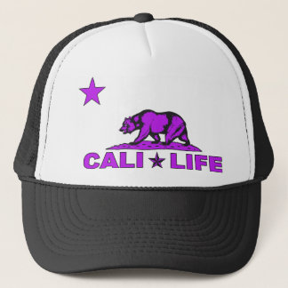 cali life star purple.png trucker hat