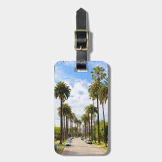 Cali Palms Luggage Tag