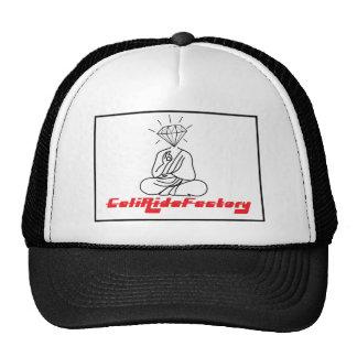 Cali Ride Factory Diamond Buddha Trucker Hat
