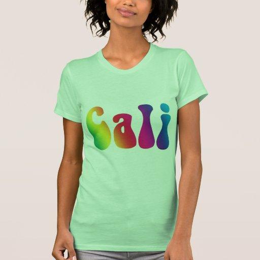 Cali Tie-Dye California Hippie Logo Tank Top