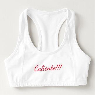 Caliente (Hot) Sports Bra