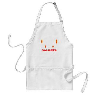 CALIENTE - Latinos like it HOT! - apron