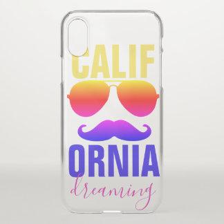 Calif Ornia Dreaming iPhone X Case