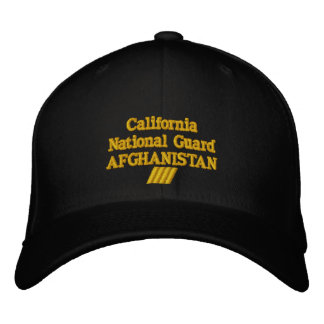 California 24 MONTH Embroidered Baseball Caps