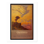California. America's Vacation Land Postcard