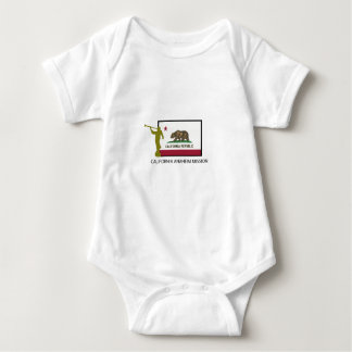 CALIFORNIA ANAHEIM MISSION LDS CTR BABY BODYSUIT