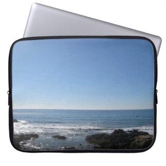 California Beach Laptop Sleeve