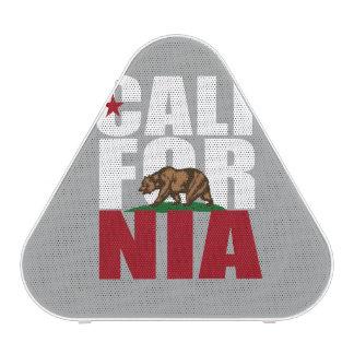 CALIFORNIA BEAR FLAG - SPEAKER