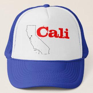 california, Cali Trucker Hat