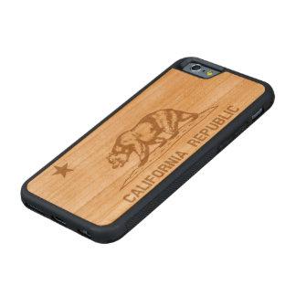 California Carved Cherry iPhone 6 Bumper Case