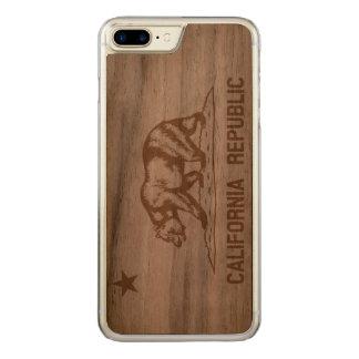 California Carved iPhone 8 Plus/7 Plus Case