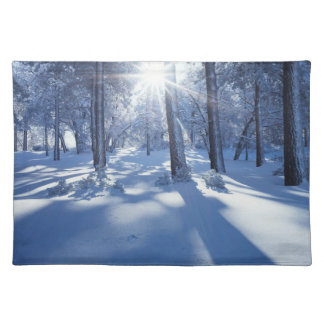 California, Cleveland National Forest, Laguna 3 Placemat