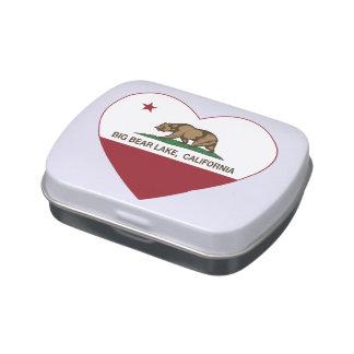 california flag big bear lake heart jelly belly tin