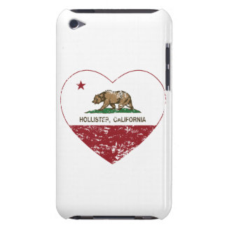 california flag hollister heart distressed iPod touch covers