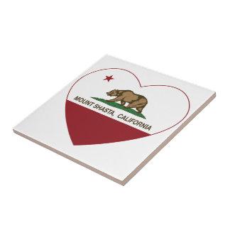 california flag mount shasta heart ceramic tiles