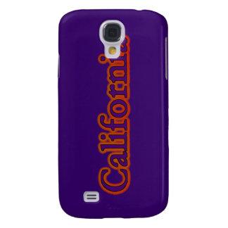 California Galaxy S4 Case