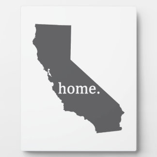 California Home Products Plaques