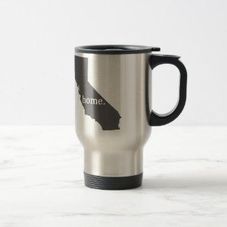 California Home Products Stainless Steel Travel Mug
