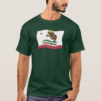 California Knows How to Party T-Shirts