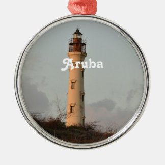 California Lighthouse Christmas Ornament