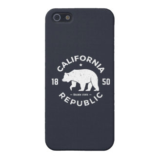 California Logo | The Golden State iPhone 5 Cover