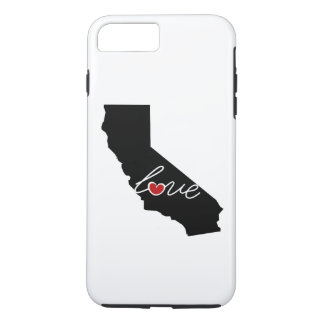 California Love! Gifts for CA Lovers iPhone 8 Plus/7 Plus Case