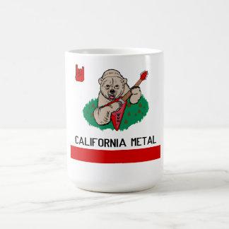 CALIFORNIA METAL MUG