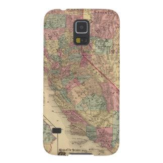 California, Nevada Galaxy S5 Case