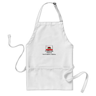 California Oakland San Francisco LDS Mission Apron