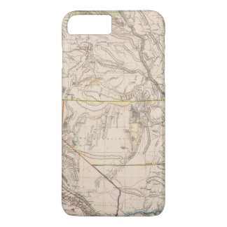 California, Oregan, Utah, New Mexico iPhone 7 Plus Case