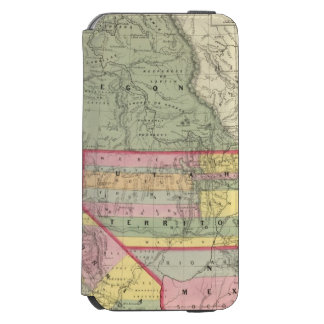 California, Oregon, Utah, New Mexico 2 Incipio Watson™ iPhone 6 Wallet Case