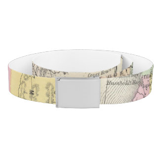 California, Oregon, Washington, Utah, New Mexico Belt