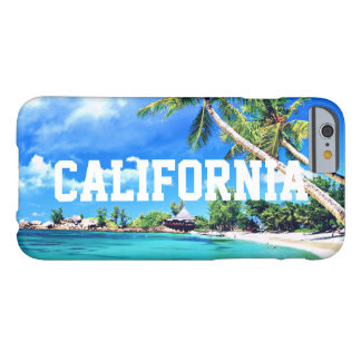 California Palm Tree Barely There iPhone 6 Case