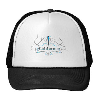 California Pinstripe Cap