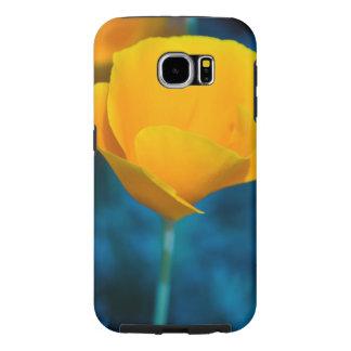California Poppy Dreams Samsung Galaxy S6 Cases