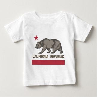 california republic baby T-Shirt