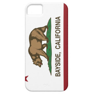California Republic Bayside Flag Barely There iPhone 5 Case